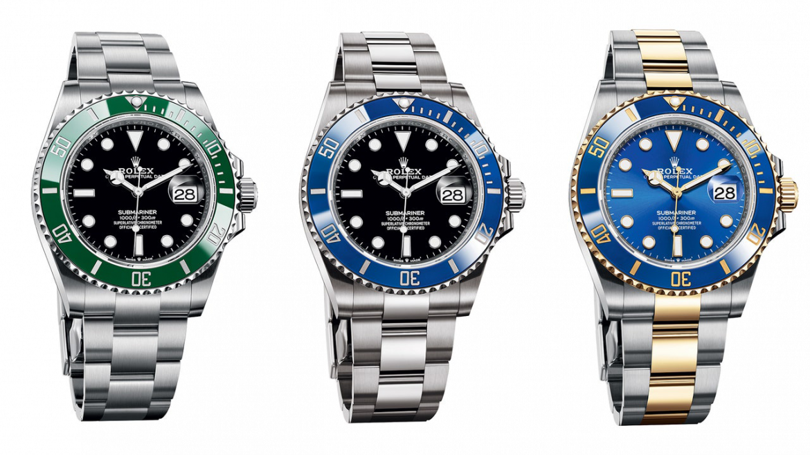 New Rolex Submariner 2020